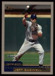 2000 Topps #45  Jeff Bagwell  Front Thumbnail