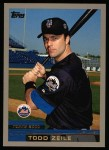 2000 Topps #293  Todd Zeile  Front Thumbnail