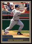 2000 Topps #437  Ron Coomer  Front Thumbnail