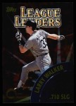 2000 Topps #467   -  Larry Walker / Manny Ramirez League Leaders Front Thumbnail