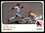1973 Topps #38  Mike Epstein  Front Thumbnail