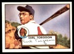 1952 Topps REPRINT #97  Earl Torgeson  Front Thumbnail