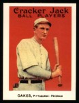 1915 Cracker Jack Reprint #139  Rebel Oakes  Front Thumbnail
