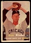 1957 Topps #352  Ellis Kinder  Front Thumbnail