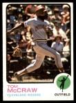 1973 Topps #86  Tom McCraw  Front Thumbnail
