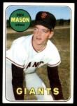 1969 Topps #584  Don Mason  Front Thumbnail