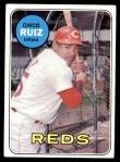 1969 Topps #469  Chico Ruiz  Front Thumbnail