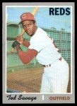 1970 Topps #602  Ted Savage  Front Thumbnail
