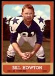 1963 Topps #77  Bill Howton  Front Thumbnail