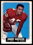 1964 Topps #105  Johnny Robinson  Front Thumbnail