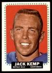 1964 Topps #30  Jack Kemp  Front Thumbnail