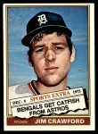 1976 Topps Traded #428 T Jim Crawford  Front Thumbnail