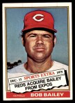 1976 Topps Traded #338 T Bob Bailey  Front Thumbnail