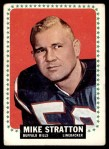 1964 Topps #39  Mike Stratton  Front Thumbnail
