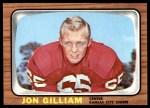 1966 Topps #68  John Gilliam  Front Thumbnail