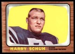 1966 Topps #117  Harry Schuh  Front Thumbnail