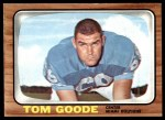 1966 Topps #78  Tom Goode  Front Thumbnail