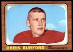 1966 Topps #66  Chris Buford  Front Thumbnail