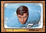 1966 Topps #51  Ode Burrell  Front Thumbnail
