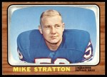 1966 Topps #30  Mike Stratton  Front Thumbnail