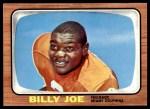 1966 Topps #81  Billy Joe  Front Thumbnail