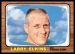 1966 Topps #53  Larry Elkins  Front Thumbnail