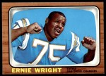 1966 Topps #131  Ernie Wright  Front Thumbnail