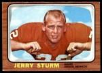 1966 Topps #44  Jerry Sturm  Front Thumbnail