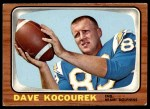 1966 Topps #82  Dave Kocourek  Front Thumbnail