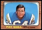1966 Topps #130  Pat Shea  Front Thumbnail