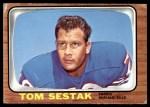 1966 Topps #28  Tom Sestak  Front Thumbnail