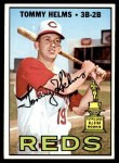 1967 Topps #505  Tommy Helms  Front Thumbnail