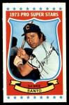1973 Kellogg's #54  Ron Santo  Front Thumbnail