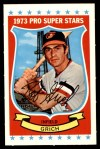 1973 Kellogg's #39  Bobby Grich  Front Thumbnail