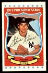 1973 Kellogg's #50  Steve Kline  Front Thumbnail