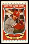 1973 Kellogg's #6  Pete Rose  Front Thumbnail