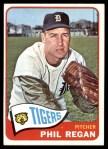 1965 Topps #191  Phil Regan  Front Thumbnail