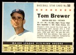 1961 Post #50 COM Tom Brewer   Front Thumbnail