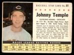 1961 Post #61 COM Johnny Temple   Front Thumbnail