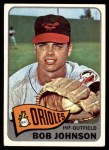 1965 Topps #363  Bob Johnson  Front Thumbnail