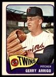 1965 Topps #39  Gerry Arrigo  Front Thumbnail