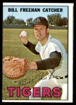 1967 Topps #48  Bill Freehan  Front Thumbnail