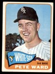 1965 Topps #215  Pete Ward  Front Thumbnail