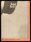 1969 Topps #421   -  Brooks Robinson All-Star Back Thumbnail