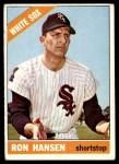 1966 Topps #261  Ron Hansen  Front Thumbnail