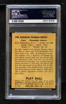 1940 Play Ball #190  Charles Berry  Back Thumbnail