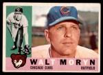 1960 Topps #74  Walt Moryn  Front Thumbnail