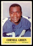 1964 Philadelphia #47  Cornell Green   Front Thumbnail