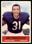 1964 Philadelphia #18  Joe Fortunato  Front Thumbnail