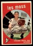1959 Topps #453  Les Moss  Front Thumbnail